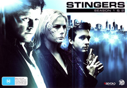 Stingers Seasons 1&2 - 12-DVD Set
