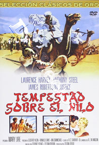 Tempestad sobre el Nilo ( Storm Over the Nile ) (DVD)