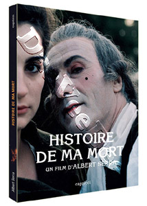 Story of My Death (DVD)