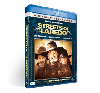 Streets of Laredo - 2-Disc Set (Blu-Ray)