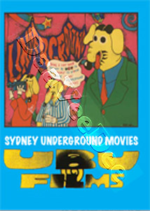 Sydney Underground Movies 1965-1970 3-DVD Set