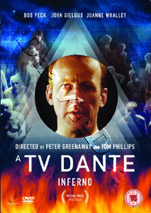 A TV Dante: The Inferno Cantos I-VIII (DVD)