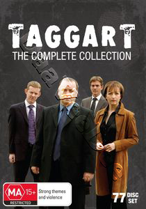 Taggart - Complete Collection - 77-DVD Box Set (DVD)