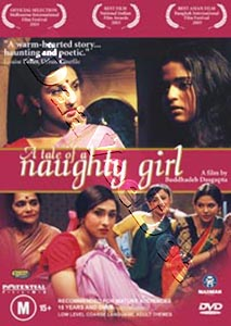 A Tale of a Naughty Girl (DVD)