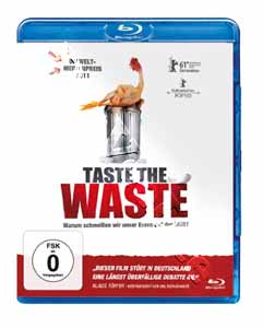 Taste the Waste (2010) (Blu-Ray)