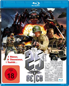 The 25th Reich (2012) (Blu-Ray)