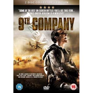 The 9th Company 2-DVD Set (DVD)