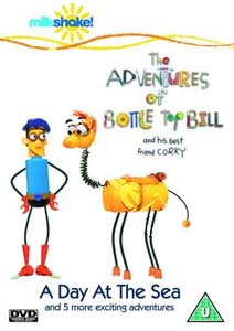The Adventures of Bottle Top Bill (DVD)