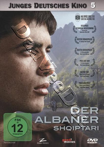 The Albanian (DVD)