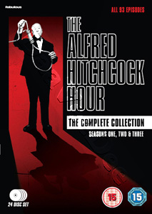 Alfred Hitchcock zeigt - Teil 1 ( The Alfred Hitchcock Hour (Complete Collection) - 24-DVD Box Set ) (DVD)