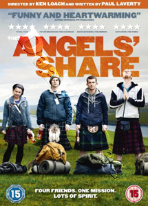 The Angels' Share  (2012) (DVD)