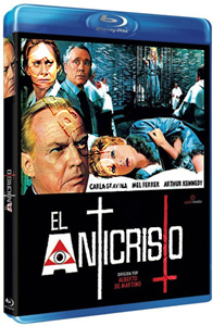 The Antichrist (Blu-Ray)