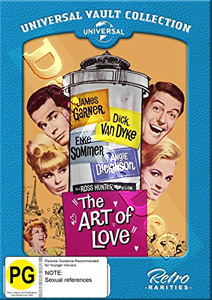 Bei Madame Coco ( The Art of Love (1965) ) (DVD)