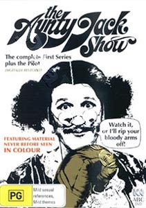 The Aunty Jack Show - Pilot & Series One (DVD)