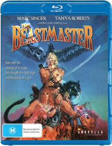The Beastmaster (1982) (Blu-Ray)