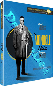 The Black Monocle (Blu-Ray)