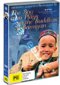 The Boy Who Plays on the Buddhas of Bamiyan (DVD)