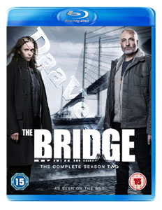 The Bridge (Complete Season 2) - 2-Disc Set (Blu-Ray)