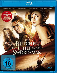 The Butcher, the Chef, and the Swordsman (Blu-Ray)