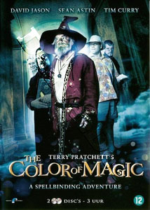 The Color of Magic - 2-DVD Set (DVD)