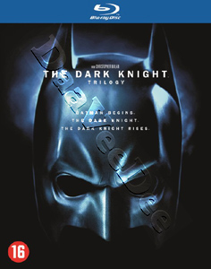 The Dark Knight - Trilogy - 5-Disc Box Set (Blu-Ray)