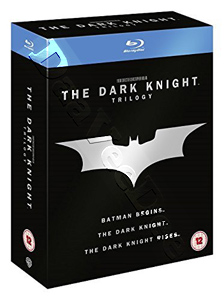 The Dark Knight Trilogy - 5-Disc Box Set (Blu-Ray)