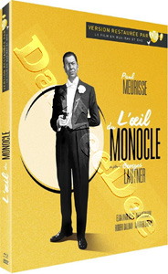 The Eye of the Monocle (Blu-Ray)