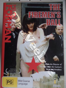 The Firemen's Ball (DVD)