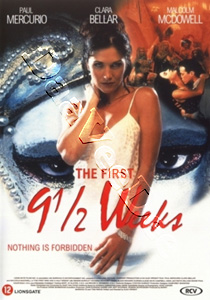9 semaines 1/2 ( The First 9 1/2 Weeks ) (DVD)