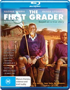 The First Grader (Blu-Ray)