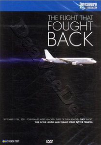 11 septembre, les révoltés du vol 93 ( The Flight That Fought Back: United Flight 93 (2005) ) (DVD)