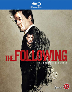 The Following (Complete Series) - 9-Disc Box Set