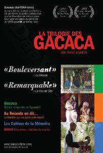 The Gacaca Trilogy - 3-DVD Set (DVD)