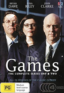 The Games Complete Seasons 1&2 - 4-DVD Set
