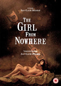 The Girl from Nowhere (DVD)