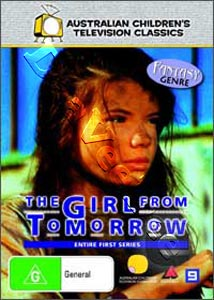The Girl from Tomorrow: Series One 4-DVD Set (DVD)
