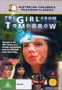 The Girl from Tomorrow: Telemovie Part 1 (DVD)