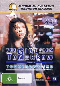 The Girl from Tomorrow: Telemovie Part 2 (DVD)