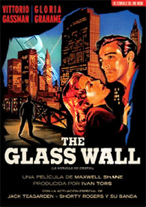 The Glass Wall (DVD)