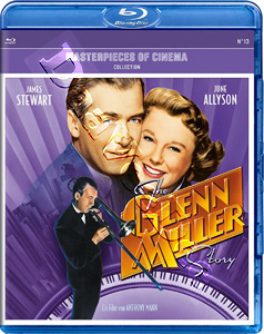 The Glenn Miller Story  (1954) (Blu-Ray)