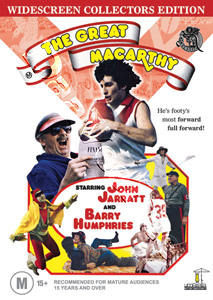 The Great McCarthy (DVD)