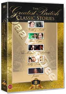 The Greatest British Classic Stories - 8-DVD Box Set (DVD)