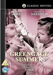 The Greengage Summer (DVD)