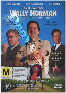 The Honourable Wally Norman (DVD)