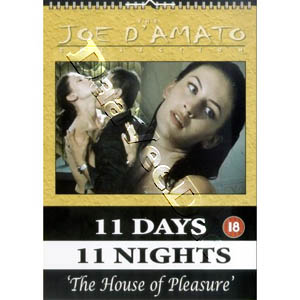 The House of Pleasure (11 Days 11 Nights: Part 7) (DVD)