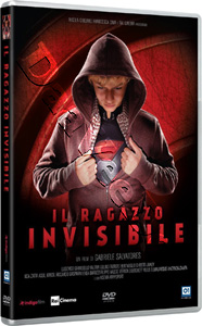The Invisible Boy (DVD)