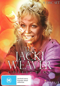 The Jacki Weaver Collection 4-DVD Set