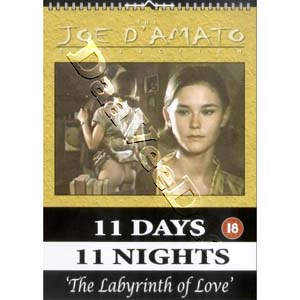 The Labyrinth of Love (11 Days 11 Nights: Part 6) (DVD)