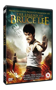 The Legend of Bruce Lee (2010) (DVD)