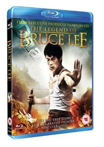 The Legend of Bruce Lee ( 2010 ) (Blu-Ray)